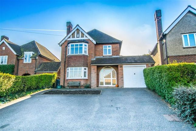 Thumbnail Detached house for sale in Sandy Close, Hertford, Herts