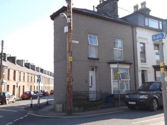Thumbnail End terrace house for sale in Snowdon Street, Porthmadog, Gwynedd