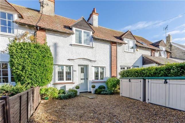 Thumbnail Cottage for sale in Melbourn, Cambridge