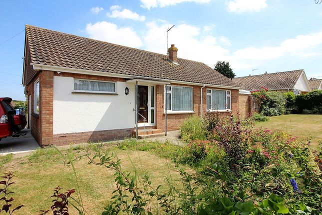 Thumbnail Detached bungalow for sale in Oakwood Avenue, Holland On Sea, Clacton On Sea