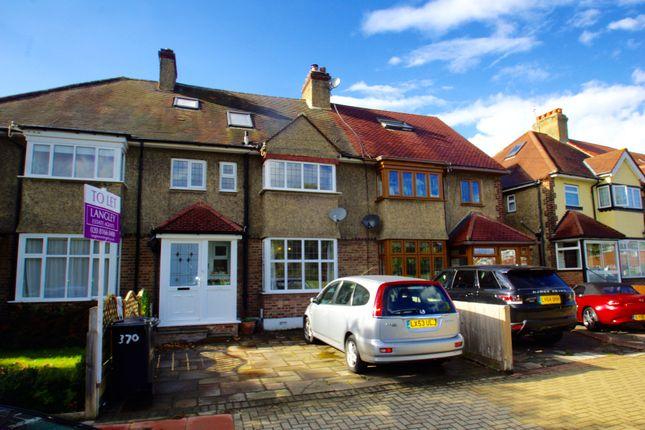 Thumbnail End terrace house to rent in Eden Park Avenue, Beckenham