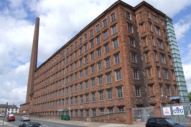 Thumbnail Property to rent in The Engine House, Shaddon Mill, Carlisle