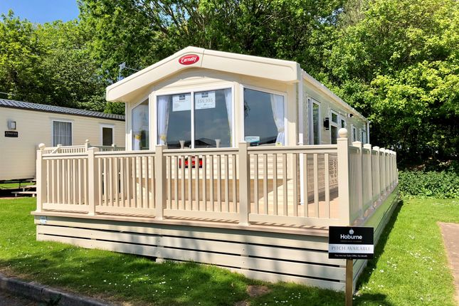 Mobile/park home for sale in Blue Anchor Bay, Blue Anchor, Minehead