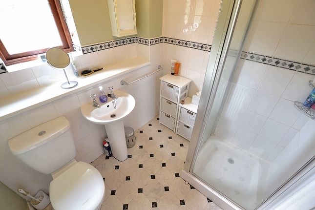 Shower Room/Wc of Huntsmead Close, Thornhill, Cardiff. CF14