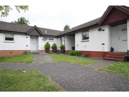 Thumbnail Bungalow for sale in Elm View Court, Bellshill