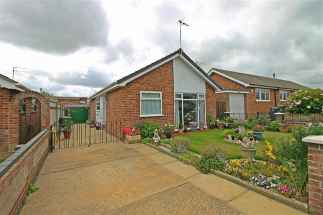 Thumbnail Bungalow for sale in Yare Close, Caister-On-Sea, Great Yarmouth
