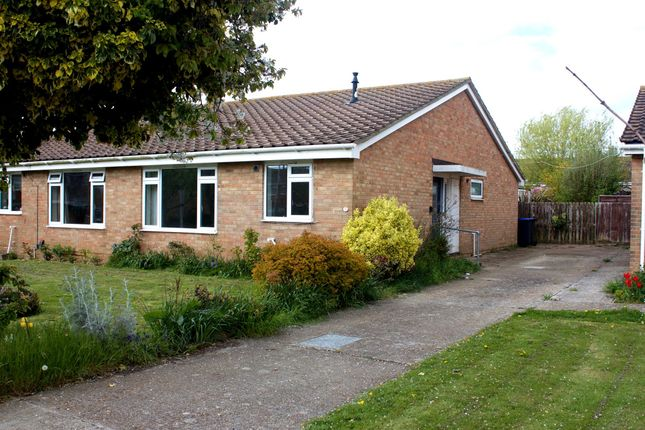 2 bed semi-detached bungalow for sale in Edgehill Close, Worthing