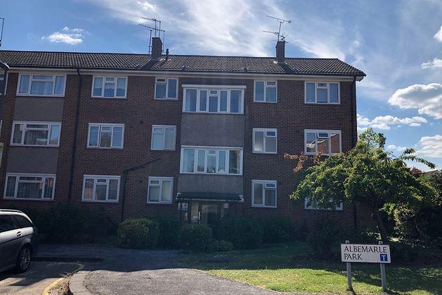 Thumbnail Flat to rent in Albemarle Park, Marsh Lane, Stanmore, Greater London.
