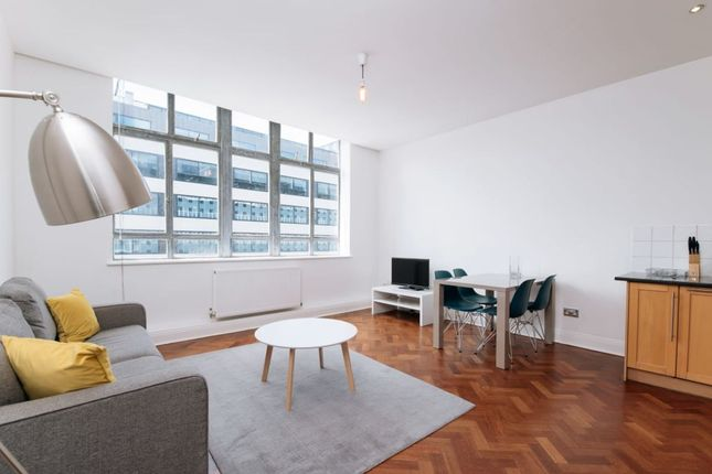 Thumbnail Flat to rent in Bunhill Row, London