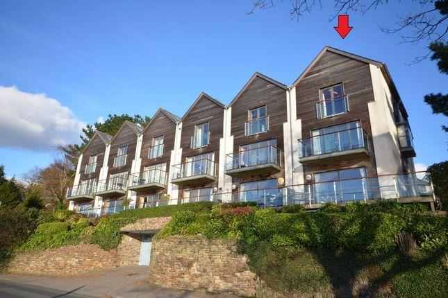 Thumbnail Property for sale in Malpas Road, Truro
