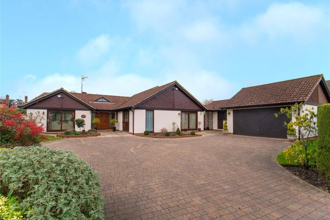 Thumbnail Bungalow for sale in Disraeli Park, Beaconsfield, Buckinghamshire
