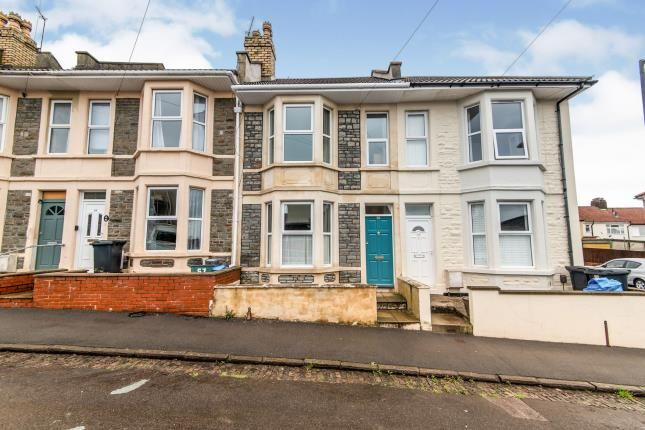 Thumbnail Terraced house for sale in Boston Road, Bristol, Somerset