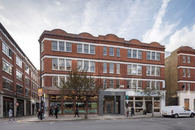 Goswell Road Property