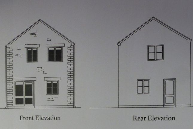 Thumbnail Land for sale in Crescent Place, Pendeen, Penzance