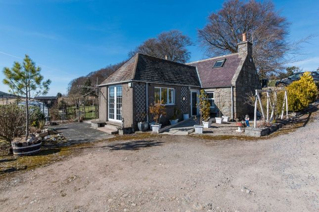 Thumbnail Cottage for sale in Tullochvenus, Lumphanan, Banchory