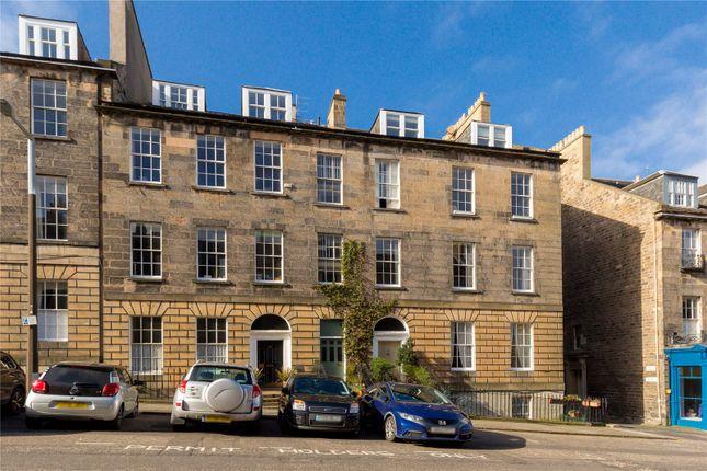 Thumbnail Flat for sale in 42 (Tf) Dublin Street, New Town, Edinburgh