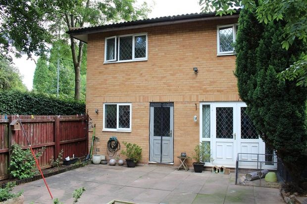 Thumbnail Semi-detached house for sale in Lothersdale, Wilnecote, Tamworth