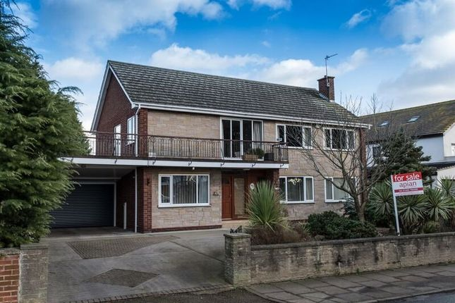 Thumbnail Detached house for sale in Airmyn Road, Goole