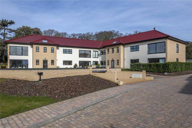 Thumbnail Flat for sale in Apartment 5 Oakwood House, Barclay Court Gardens, Cromer, Norfolk