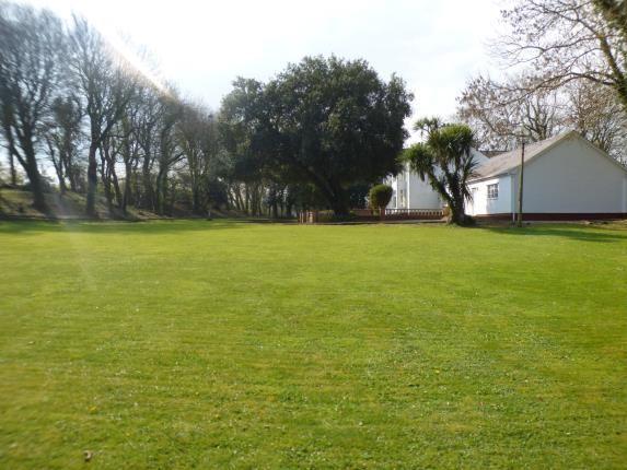 Front Lawn of Pentrefelin, Amlwch, Sir Ynys Mon LL68