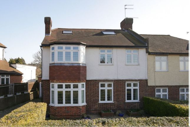 Thumbnail Semi-detached house for sale in Crealock Grove, Woodford Green
