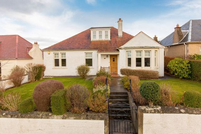 Thumbnail Detached bungalow for sale in 21 Westgarth Avenue, Edinburgh