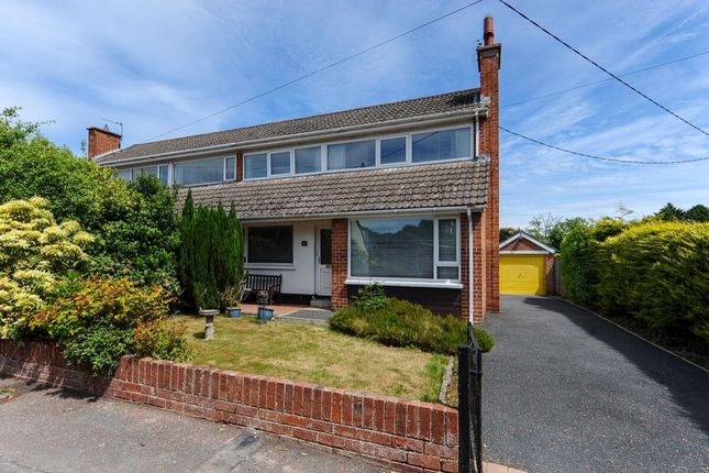 Thumbnail Semi-detached house for sale in Rugby Crescent, Donaghadee
