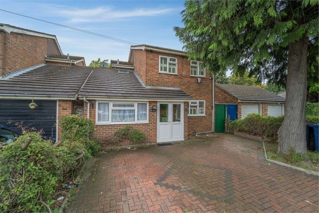 Thumbnail 4 bed detached house for sale in Alleyn Park, Southall, Greater London