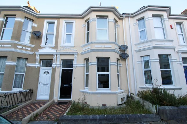 Thumbnail Flat for sale in Old Park Road, Peverell, Plymouth