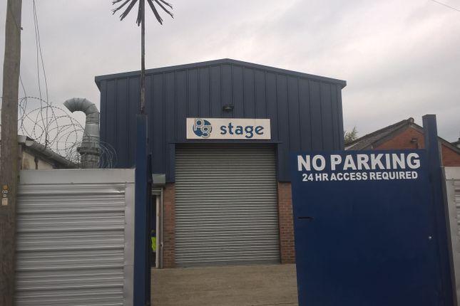 Thumbnail Industrial to let in Unit 5 Tameside Work Centre, Ryecroft Street, Ashton-Under-Lyne