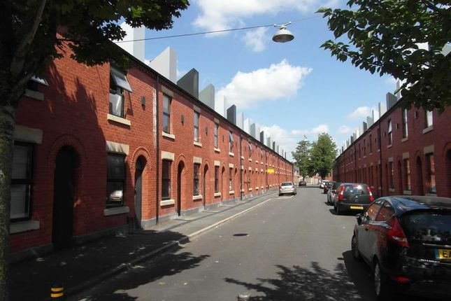 Thumbnail Terraced house to rent in Reservoir Street, Chimney Pot Park, Salford