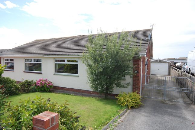 Thumbnail Semi-detached bungalow to rent in Osprey Drive, Walney, Cumbria