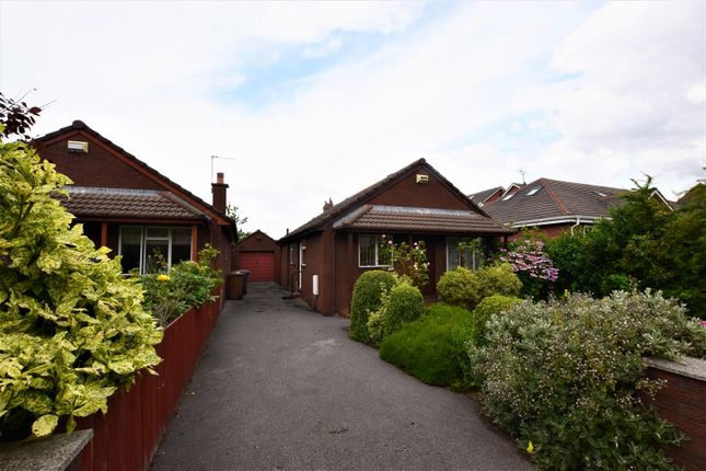 Thumbnail Detached bungalow for sale in The Old Tennis Club, Waterpark Road, Birkenhead