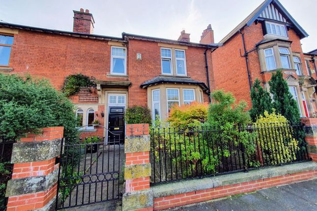 Thumbnail Terraced house for sale in Strand Road, Carlisle