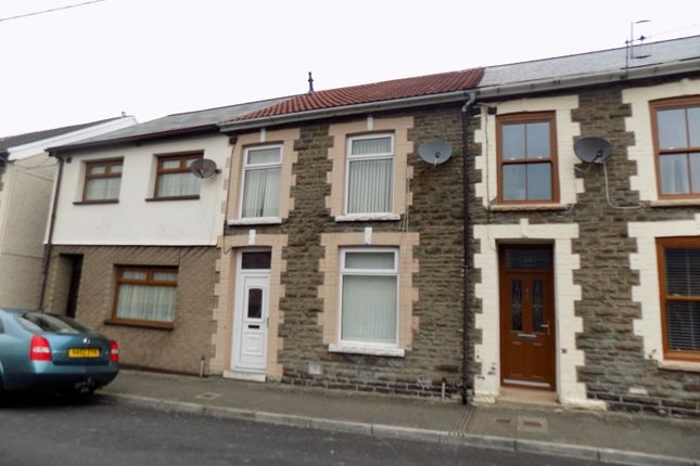 Thumbnail Property for sale in Tallis Street, Cwmparc, Rhondda Cynon Taff.