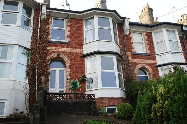 Thumbnail Terraced house for sale in Sherwell Lane, Torquay
