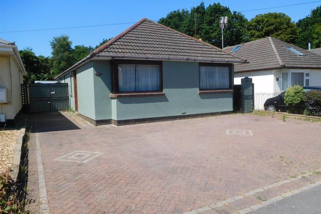Thumbnail Bungalow for sale in Blandford Road, Hamworthy, Poole