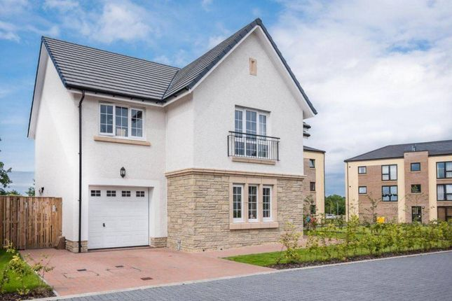 Thumbnail Detached house for sale in Lowrie Gait, South Queensferry, West Lothian