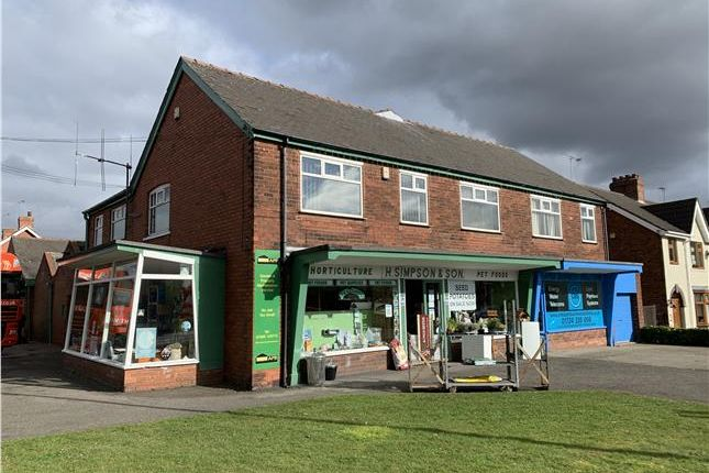 Thumbnail Retail premises for sale in Burringham Road, Scunthorpe, North Lincolnshire