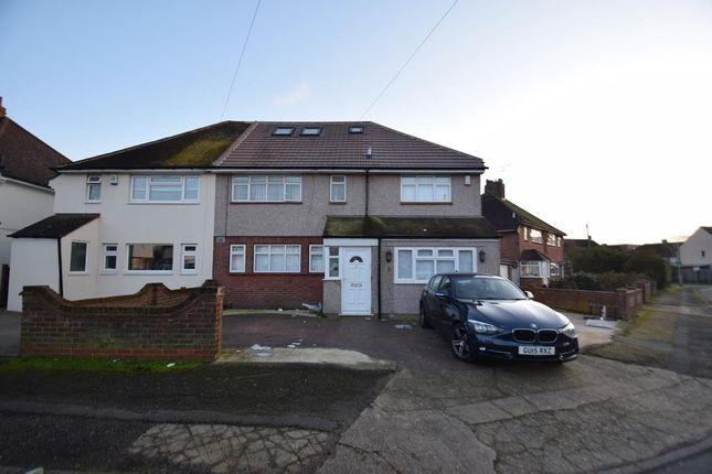 Thumbnail Semi-detached house to rent in Church Close, Uxbridge
