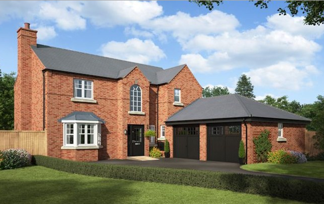 Thumbnail Detached house for sale in Alderly Edge, Hoyles Lane, Cottam, Preston, Lancashire