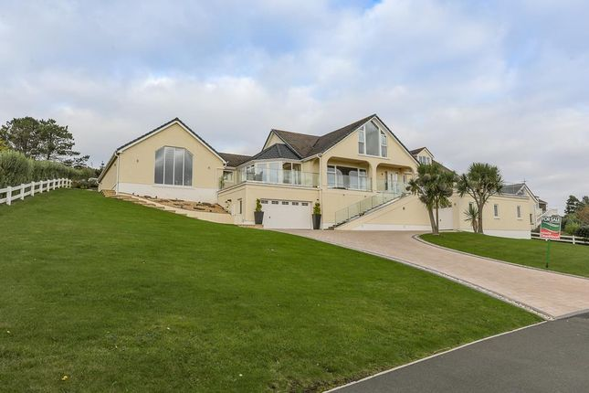 Thumbnail Detached house for sale in Howe Road, Onchan, Isle Of Man