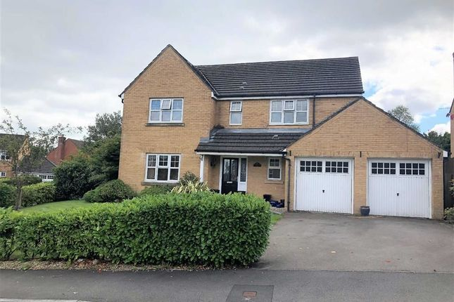 Thumbnail Detached house for sale in Home Farm Way, Swansea