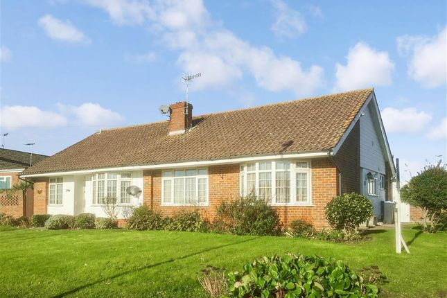 Thumbnail Semi-detached bungalow for sale in Mersey Road, Worthing, West Sussex
