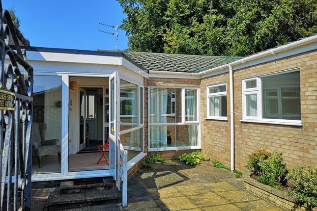 Thumbnail Bungalow for sale in Brentwood, Norwich, Norfolk