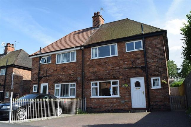 Thumbnail Semi-detached house to rent in Mount Avenue, Hessle