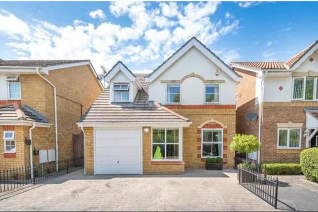 Thumbnail Detached house for sale in Binstead Close, Hayes
