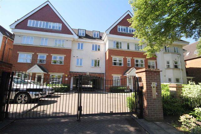 Thumbnail Flat for sale in Chatsworth Court, 241 Willesden Lane, London