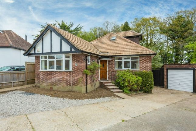 Thumbnail Detached bungalow to rent in The Retreat, Amersham