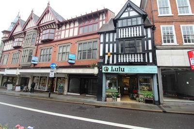 Thumbnail Retail premises to let in 29 Castle Street, Shrewsbury, Shropshire